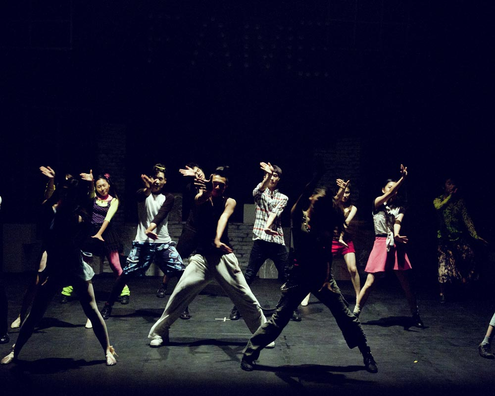 dancing styles