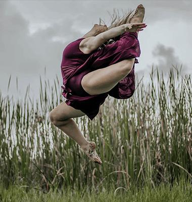 jump & turns